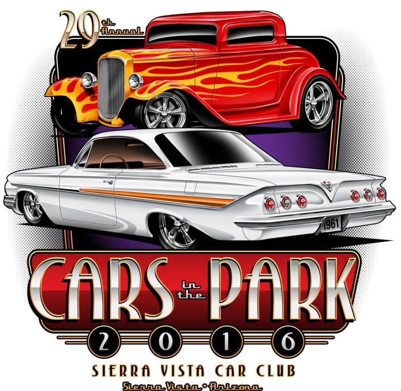 SVCC Cars in the Park 2016